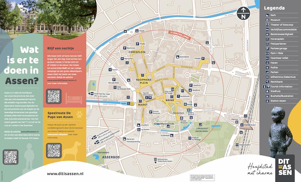 Informatiepakket binnenstad Assen
